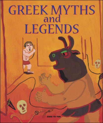 9781840895148: Greek Myths and Legends