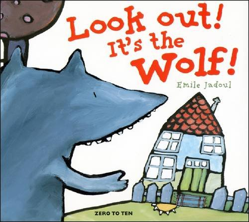 9781840895650: Look Out it's the Wolf! (Picture Books)