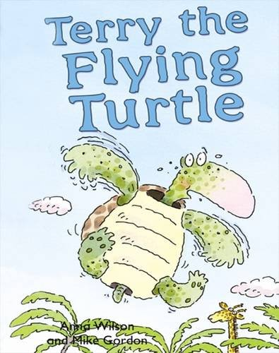 9781840895827: Terry the Flying Turtle (Zigzag)