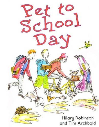 9781840895841: Pet to School Day