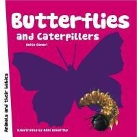 9781840896411: Butterflies and Caterpillars (Animal Families)