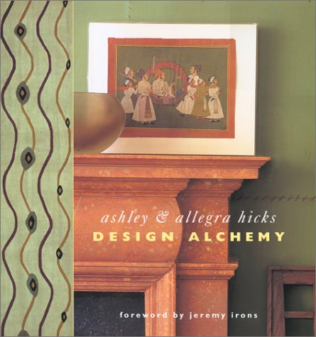 Design Alchemy: Ashley Hicks; Allegra