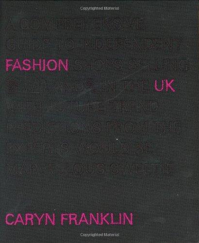 FASHION UK.: Franklin, Caryn and Juliet Yashar.