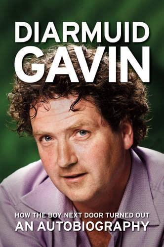 Diarmuid Gavin Autobiography: gavin-diarmuid