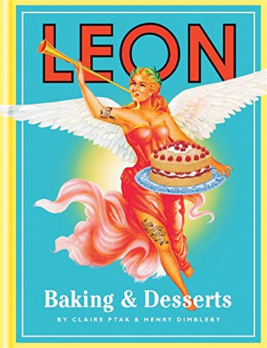 LEON Baking & Desserts: Claire Ptak