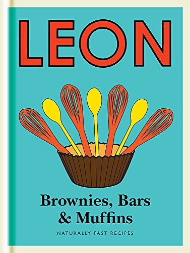 9781840916232: Leon Brownies, Bars & Muffins (Little Leons)