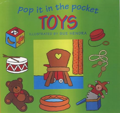 9781840920680: Toys (Pop It in the Pocket)
