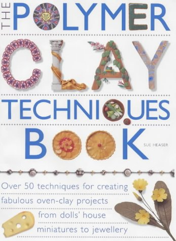 9781840922332: Polymer Clay Techniques Book