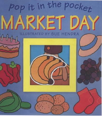 9781840923162: Market Day (Pop it in the Pocket)