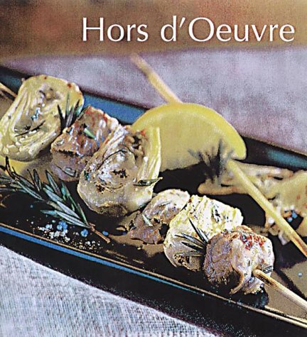 9781840923520: Hors d'Oeuvre