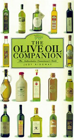 9781840923902: The Olive Oil Companion : A Connoisseur's Guide