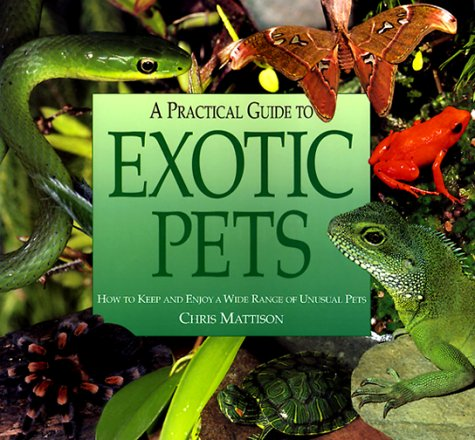 9781841002446: A Practical Guide to Exotic Pets