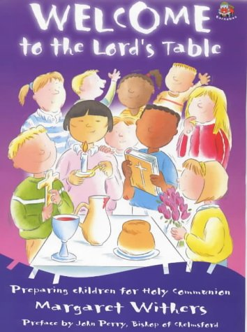 9781841010434: Welcome to the Lord's Table: Preparing Children for Holy Communion