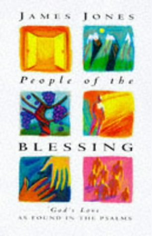 9781841010533: People of the Blessing: God's Love as Found in the Psalms