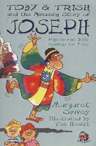 9781841011813: Toby and Trish and the Amazing Story of Joseph (Amazing Books)