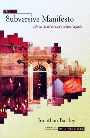 9781841012117: SUBVERSIVE MANIFESTO lifting the lid on God's political agenda