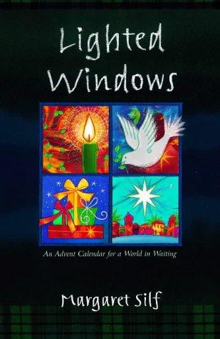 9781841012551: Lighted Windows: An Advent Calendar for a World in Waiting
