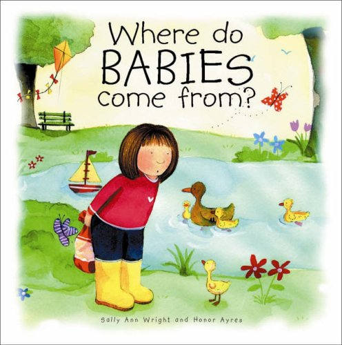 9781841015019: Where Do Babies Come From?