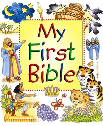 9781841015309: My First Bible