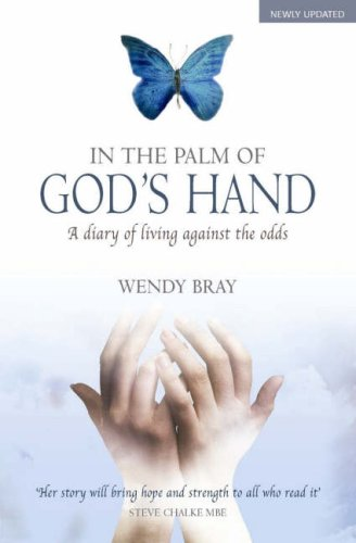9781841015392: In the Palm of God's Hand: A Diary of Living Against the Odds