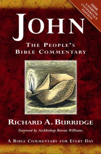 9781841015705: John: A Bible Commentary for Every Day (The People's Bible Commentaries)