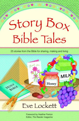9781841018102: Story Box Bible Tales: 25 Stories from the Bible for Sharing, Making and Living
