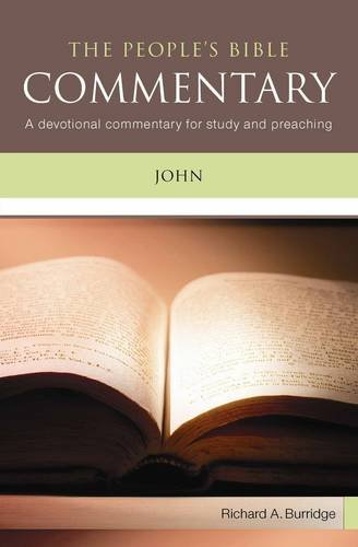9781841018508: John: A Devotional Commentary for Study and Preaching (The People's Bible Commentary)