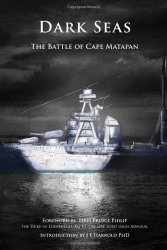 9781841023045: Dark Seas: The Battle of Cape Matapan
