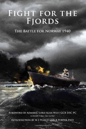 Fight for the Fjords: The Battle for Norway 1940 (Hardback)