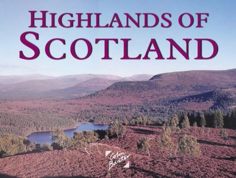 9781841070520: Highlands of Scotland (Colin Baxter Gift Book)