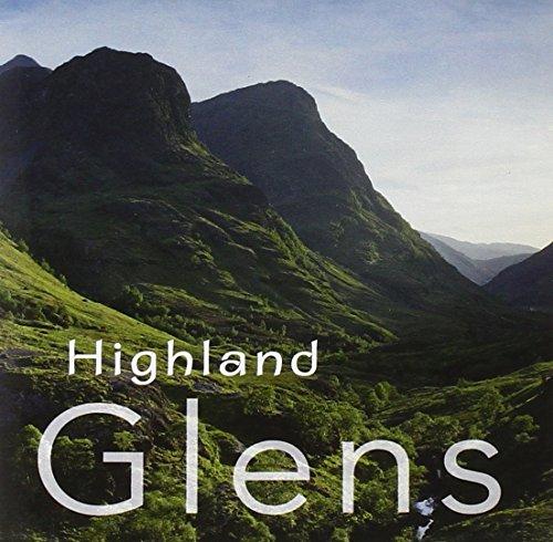 9781841071640: Highland Glens (Colin Baxter Gift Book)