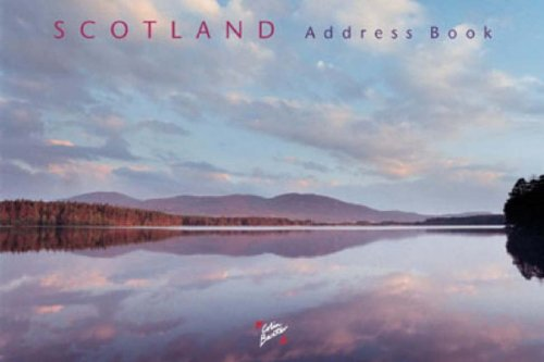 9781841072333: Scotland Address Book