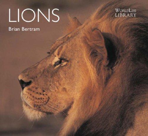 9781841072920: Lions (Worldlife Library)