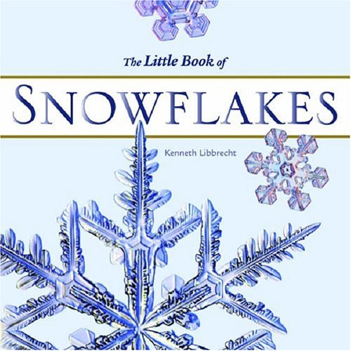 9781841072944: The Little Book of Snowflakes