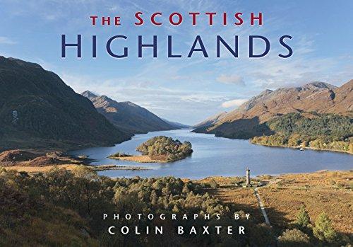 9781841073644: The Scottish Highlands (Map)