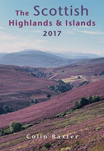 9781841076423: The Scottish Highlands & Islands Slim Appointments 2017 Calendar