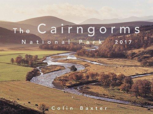 9781841076508: The Cairngorms National Park Wall Calendar