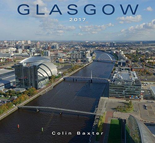 9781841076539: Glasgow 2017 Wall Calendar