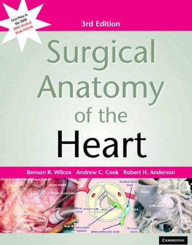 9781841100289: Surgical Anatomy of the Heart