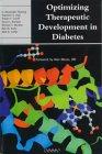 Optimizing Therapeutic Development in Diabetes: Fleming, G. Alexander,
