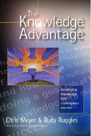 9781841120676: The Knowledge Advantage: 14 Visionaries Define Marketplace Success in the New Economy
