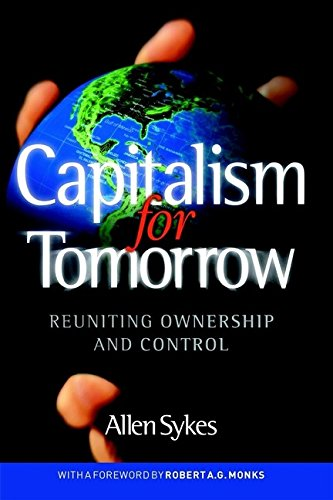 Capitalism for Tomorrow: Sykes, Allen