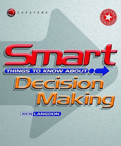 9781841121451: Smart Things to Know About, Smart Things to Know About Decision Making