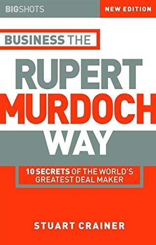 9781841121505: Big Shots: Business the Rupert Murdoch Way