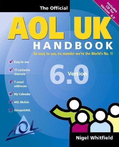 AOL UK Handbook: Nigel Whitfield