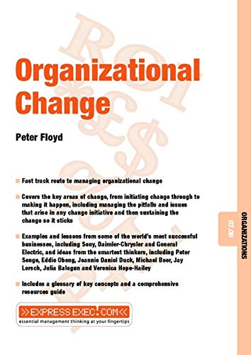 9781841121970: Organizational Change (Express Exec)