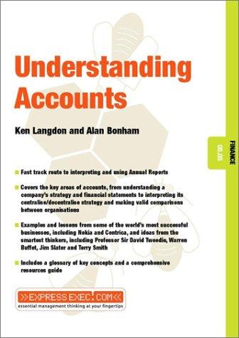 9781841122526: Understanding Accounts: Finance 05.05 (Express Exec)