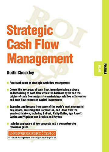 9781841123370: Strategic Cash Flow Management: Finance 05.08 (Express Exec)