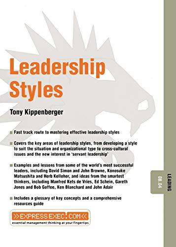 management styles uk