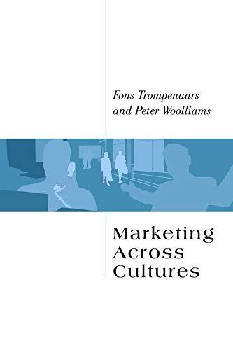 9781841124711: Marketing Across Cultures